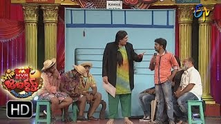 Patas Prakash Performance | Extra Jabardsth | 24th February 2017 | ETV  Telugu