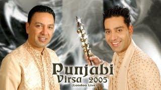 Punjabi Virsa 2005 London Live - Part 2 - Manmohan Waris