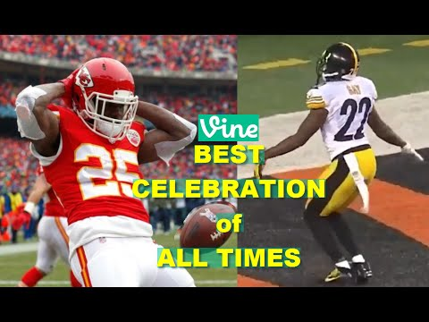 Best Football Touchdown Celebrations of All Times w Title & Song s name