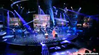 Kelly Clarkson - The X Factor UK - Guest Performance