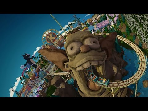 Simpson s Ride FULL RIDE POV at Universal Studios Hollywood 2014 HD