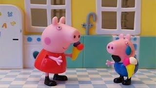 Peppa Pig français Compilation 2H Episodes en jouets