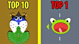 TOP 10 .IO GAMES OF 2018!