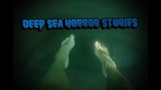 3 True Unsettling Deep Sea Horror Stories