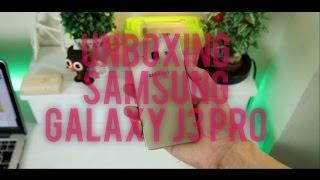 Samsung Galaxy J3 Pro: Smartphone Murah, Dual-SIM dan 4G
