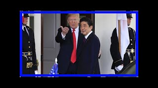 Trump confirms he will continue to work with Abe, after receiving praise from Tokyo over midterm el