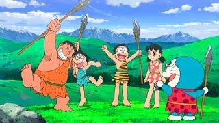 Truyện dài Doraemon 9 ► Nobita và nước Nhật thời nguyên thủy - Lồng tiếng