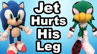 TT Movie: Jet Hurts His Leg
