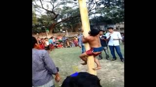 Bangla Funny Video KOLA GASE UTHA বাংলা ফানি ভিডিও কলা গাছে উঠা