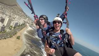 Styline - Gotta Go (Cape Town Paragliding Video)