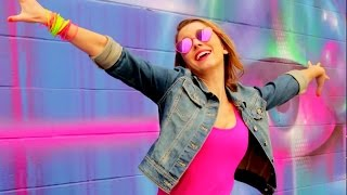 Girls Just Wanna Have Fun - Cyndi Lauper // Taryn Southern 80's Music Video Cover Flashback Friday