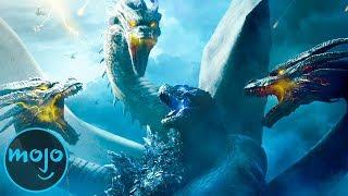 Top10 Godzilla MonsterVerse Easter Eggs