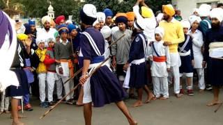 Punjab de shan gatka