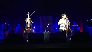 We Found Love by 2cellos at Osaka, Japan on May 11, 2017