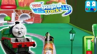Henry in Henry Tunnel ? | Thomas and Friends: Magical Tracks - Kids Train Set