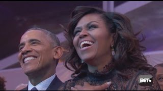 Love and Happiness: An Obama Celebration