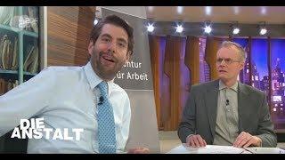 Imagefilm Jobcenter - Die Anstalt vom 24. April 2018 | ZDF