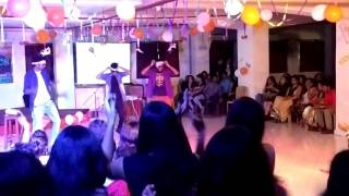 DANCE PERFORMANCE ON MASHUP OF BADRI KI DULANIA, MY NAME IS LAKKHAN, KAR GYI CHULL AND TAMMA TAMMA!!