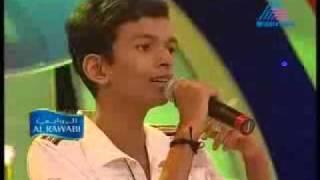 Munch Star Singer adarsh song