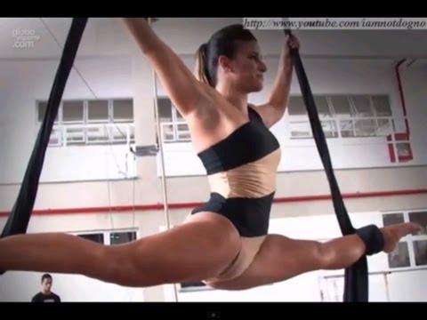 Jade Barbosa confira o making off do ensaio fotográfico da ginasta brasileira