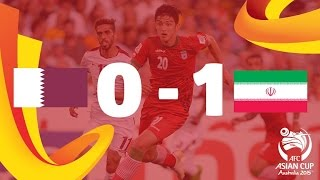 Qatar vs Iran: AFC Asian Cup Australia 2015 (Match 14)