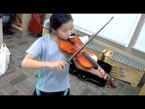 Caresse Yang (5B) - Nord Anglia International School Hong Kong Global Orchestra