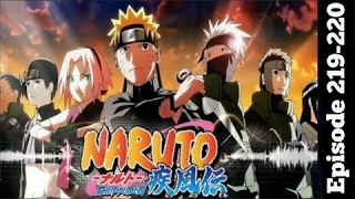 ⒽNaruto Shippuden Episode 219-220 [English Sub]