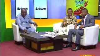 Badwam Mpensenpensenmu on Adom TV (25-4-18)