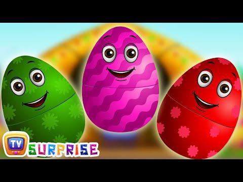 Xxx Mp4 Surprise Eggs Nursery Rhymes Old MacDonald Had A Farm Learn Colours Farm Animals ChuChu TV 3gp Sex