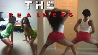 THE REALNESS: White girl twerking vs Black Girls twerking