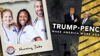 Let's Make America WORK Again