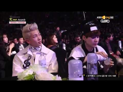 140212 Gaon Chart K Pop Awards BTS 방탄소년단 CUT