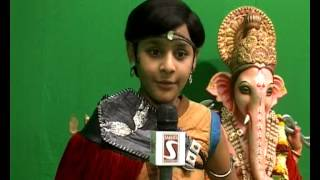 Baalveer on locaton n interview Ganpati Bappa Spl