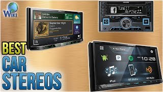 10 Best Car Stereos 2018