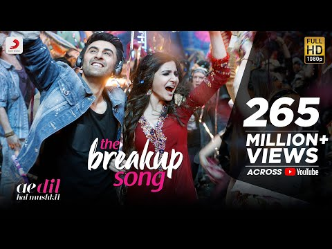 Download The Breakup Song - Ae Dil Hai Mushkil |  Latest Official Song 2016 | Pritam | Arijit I Badshah