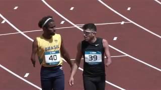 2018 Paris Grand Prix   Ferreira grabs world record in 100m 47M