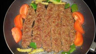 How To Make Pan Kebab - آموزش درست کردن کباب تابه ای در سه سوت
