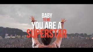 Kriss Norman ft. J-Hype - Superstar (Lyrics Video)
