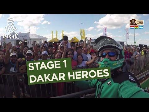 Stage 1 Dakar Heroes Dakar 2017