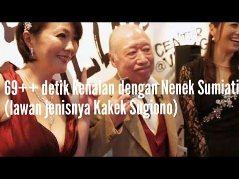 69++ detik bersama Nenek Sumiati (Lawan jenisnya Kakek Sugiono) #neneklegend