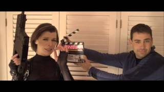 Resident Evil Retribution (2012) BLOOPER REEL.mpg