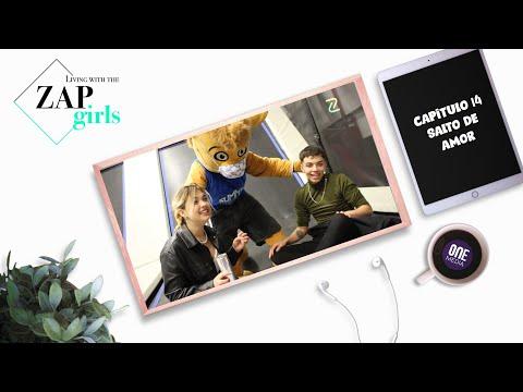 Living With the Zap Girls Capitulo 14 Salto de amor