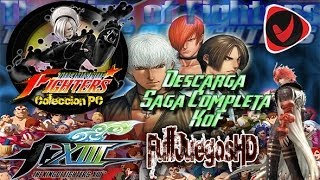 The King of Fighters Coleccion Completa - Descarga Gratis