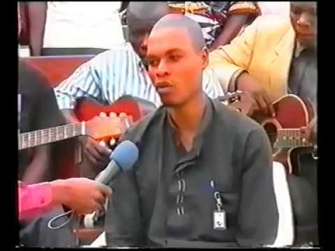 Temoignage d un catcheur sur Papa KIMBANGU DIANGIENDA KIANGANI