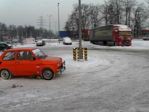Fiat 126p swap1.2 bobek EVO II