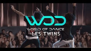 6LACK - Free (Les Twins World of Dance Qualifiers 2017 Edit)