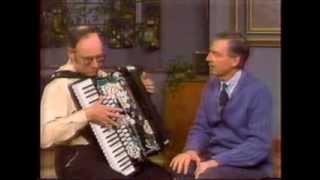 Accordion Composer Guy Klucevsek on Mr. Rogers