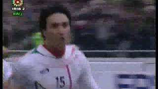 QWC 2010 Iran vs. South Korea 1-1 (11.02.2009)