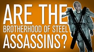 Did the Brotherhood of Steel let Sarah Lyons die? - Fallout 4 Theory