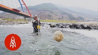 Perfecting Korea's Old-Fashioned Fishing Technique